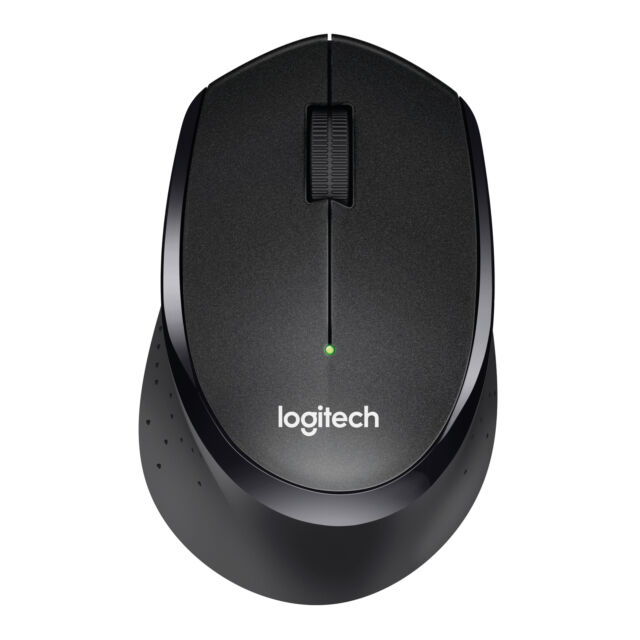 Logitech B330 Silent Plus Wireless Optical Mouse
