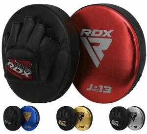 RDX Pattes d'ours Boxe Enfant Kickboxing MMA Muay Thai Junior Pao Bouclier Pads