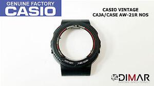 VINTAGE-CASE-BOITE-CASIO-AW-21R-NOS