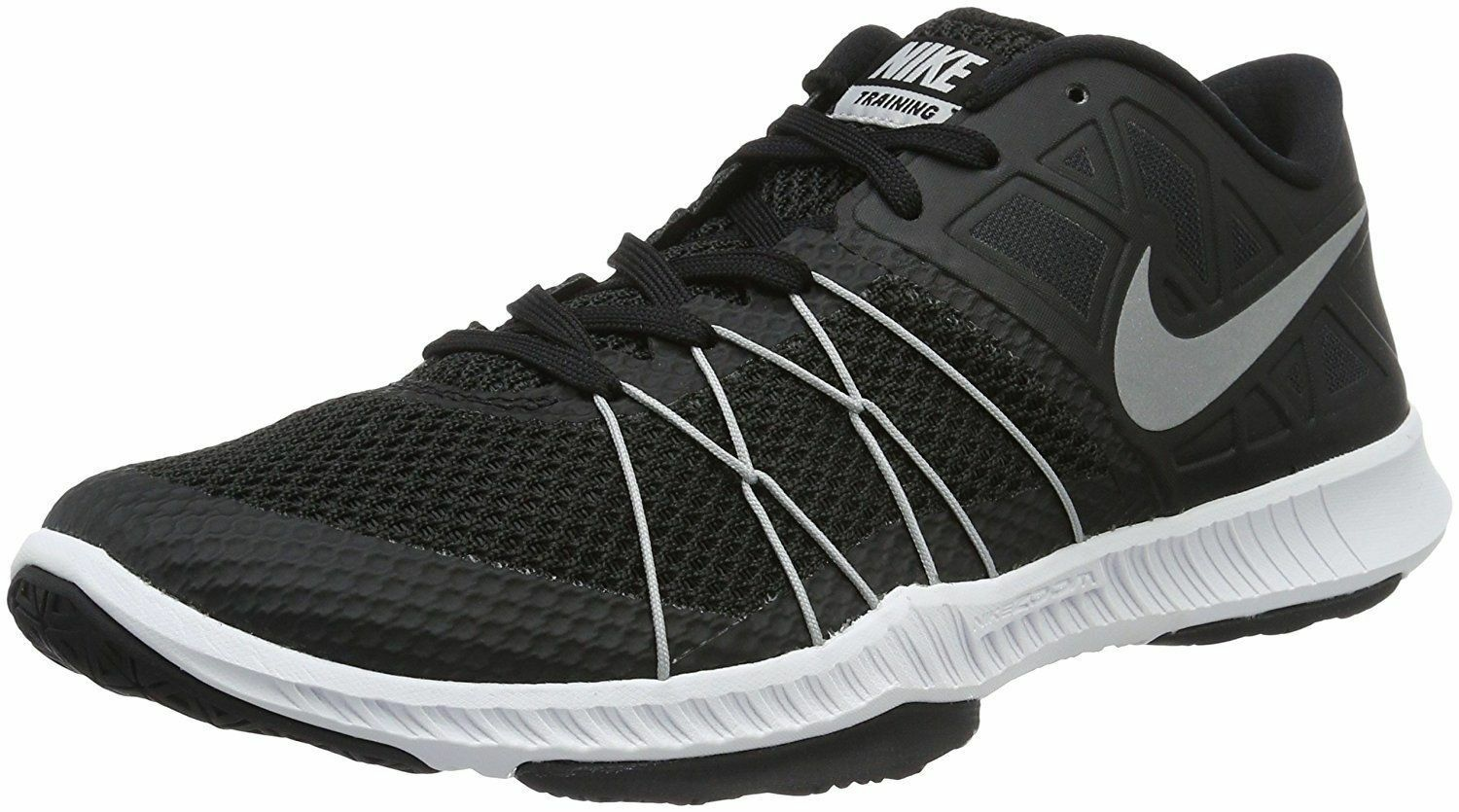 New Nike Zoom Train Incredibly Fast Men's Running Training Shoe Black 844803 001