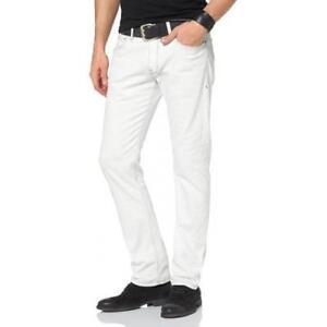 Bruno-Jason-Vaqueros-NUEVO-w34-w38-L34-hombre-pantalon-elastico-Rectos-Denim
