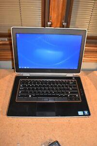 Dell Latitude E6420 Intel Core i5-2520M 2.5GHz 4GB RAM 1TB HDD Windows 7 Pro
