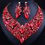 Fashion-Women-Pendant-Crystal-Choker-Chunky-Statement-Chain-Bib-Necklace-Jewelry thumbnail 59