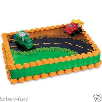 Excellent New Tonka Chuck The Truck And Friends Birthday Cake Kit Topper Funny Birthday Cards Online Necthendildamsfinfo