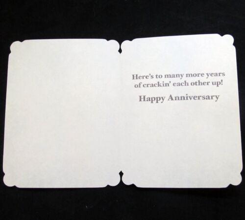 Leanin Tree Anniversary Greeting Card Vintage Multi Color Notelet Series N61