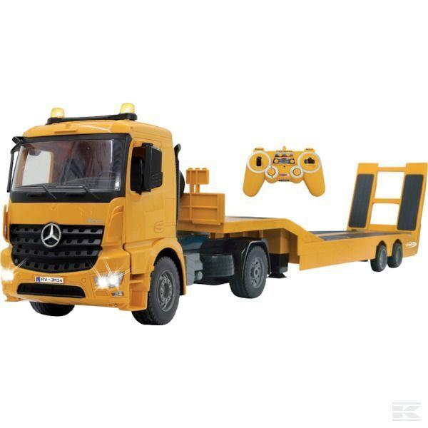 JAMARA remote controlled lit plat camion échelle 1  20 Modèle Jouet Cadeau  haute qualité authentique