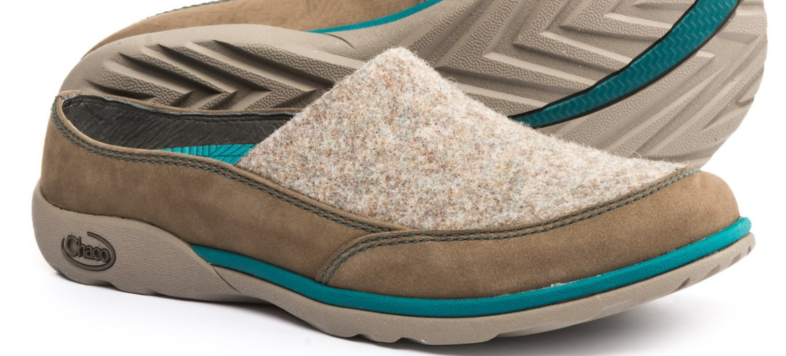 NEWS CHACO QUINN MULES SLIP ON  Schuhe Damenschuhe 9.5 J105400 SANDSTONE  FREE SHIP