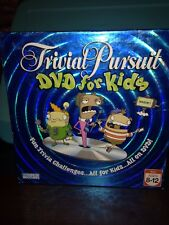 TRIVIAL PURSUIT DVD FOR KIDS-AGES 8-12 (2-6 PLAYERS) COMPLETE