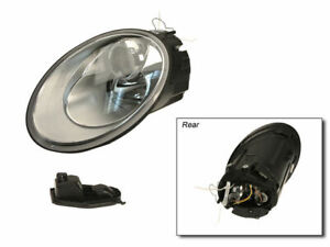 For 2006-2010 Volkswagen Beetle Headlight Assembly Left TYC 42223QQ 2008 2007