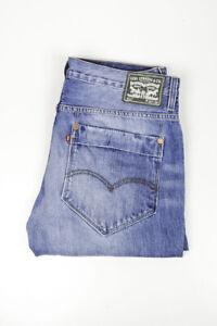 30601 Levi'S Levi Strauss 511 Bleu Hommes Jean En Taille 36