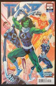 THOR-4b-2018-MARVEL-Comics-VF-NM-Book