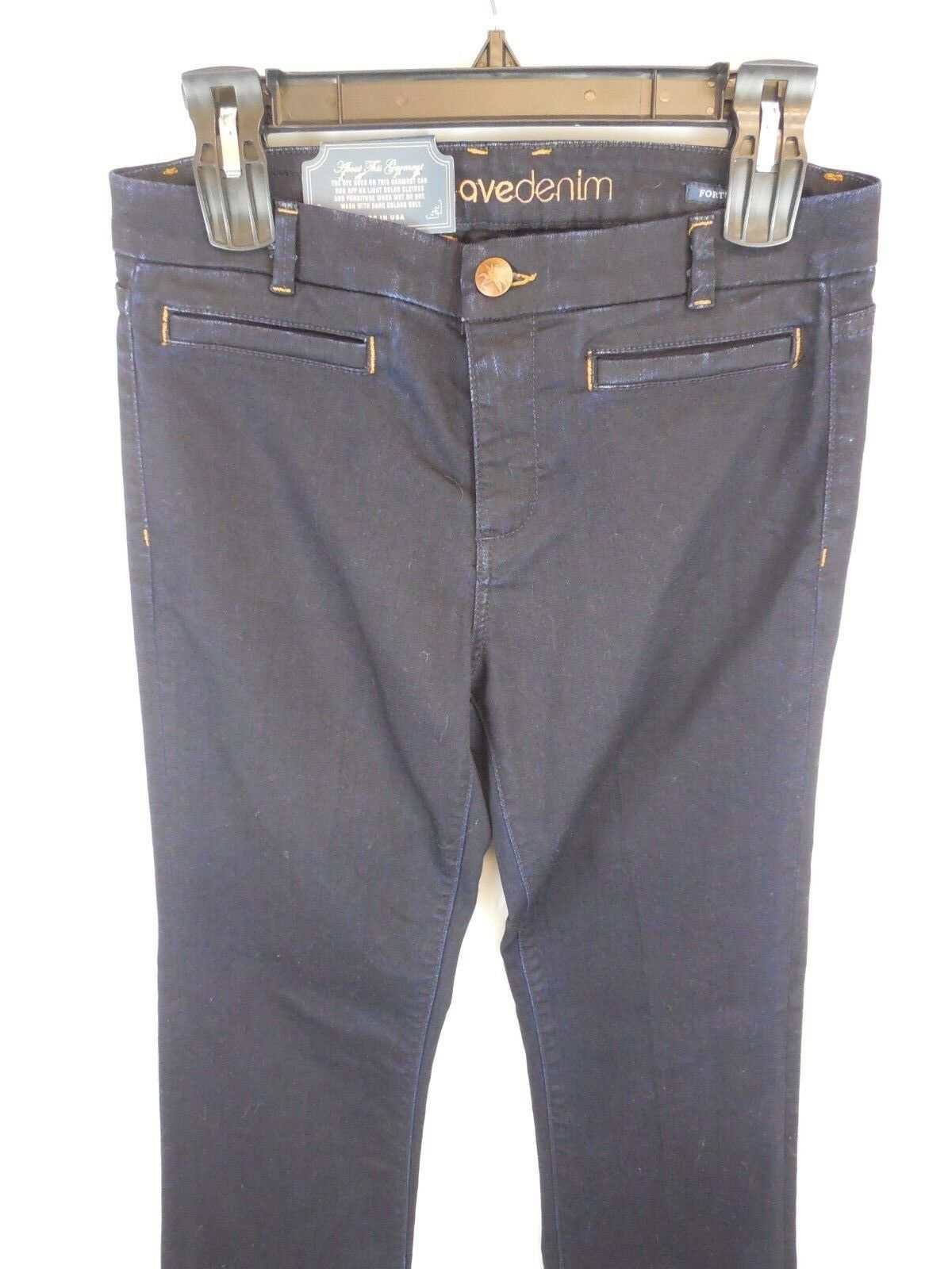 New Agave Denim Fortuna 28 Lookout Stretch Jeans
