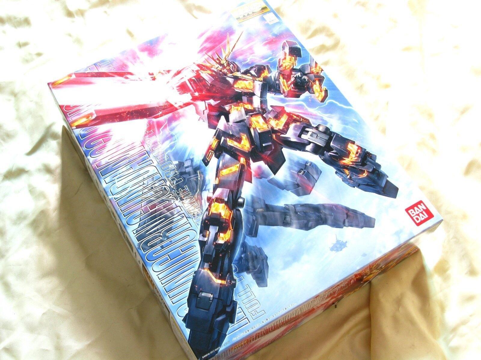 Bandai 1 100 MG 154 RX-0 Unicorn Gundam 02 Banshee