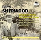 Percy Sherwood: Complete Works for Cello & Piano (CD, Sep-2012, Toccata Classics)