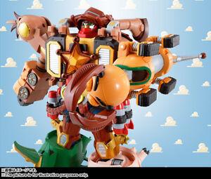 Bandai Chogokin Toy Story Combinaison Woody Robo Shérif Star (États-Unis d'Amérique) 4549660062448