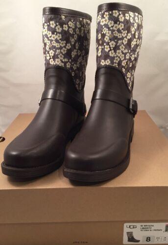 6 Sivada 5 Tamaño Ugg Shoes eu39 Brown Waterproof Uk Women Liberty pAw6q