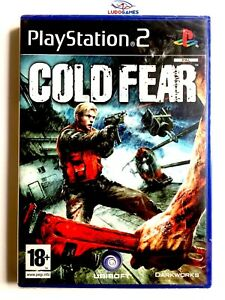 Cold-Fear-PS2-PLAYSTATION-Neuf-Scelle-Videojuego-Retro-Scelle-Nouveau-Pal-Spa