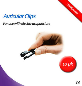 Auricular Clips pack of 10 5060079211405