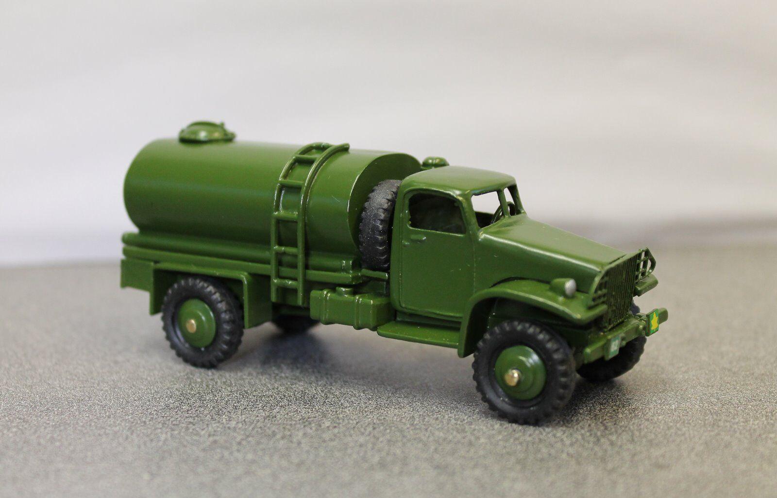 Dinky B & B (armée britannique) CHEVROLET 4 x 4 militaire eau BOWSER code 3