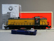 LIONEL C&NW LIONCHIEF PLUS RS-3 SMOKING DIESEL LOCOMOTIVE O GAUGE 6-38778 NEW