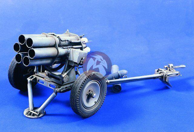 Verlinden 120mm (1/16) 15cm Nebelwerfer 41 alemán múltiples lanzacohetes 2525