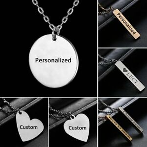 Engraved-Personalized-Stainless-Steel-Custom-DIY-Name-Letters-Pendant-Necklace