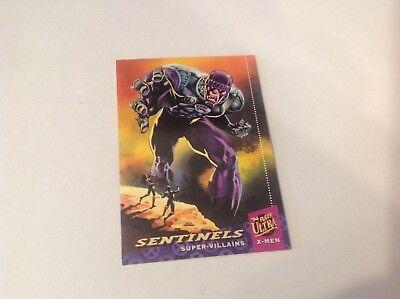 1994 Fleer Ultra X-Men base trading card #59 CYBER MARVEL