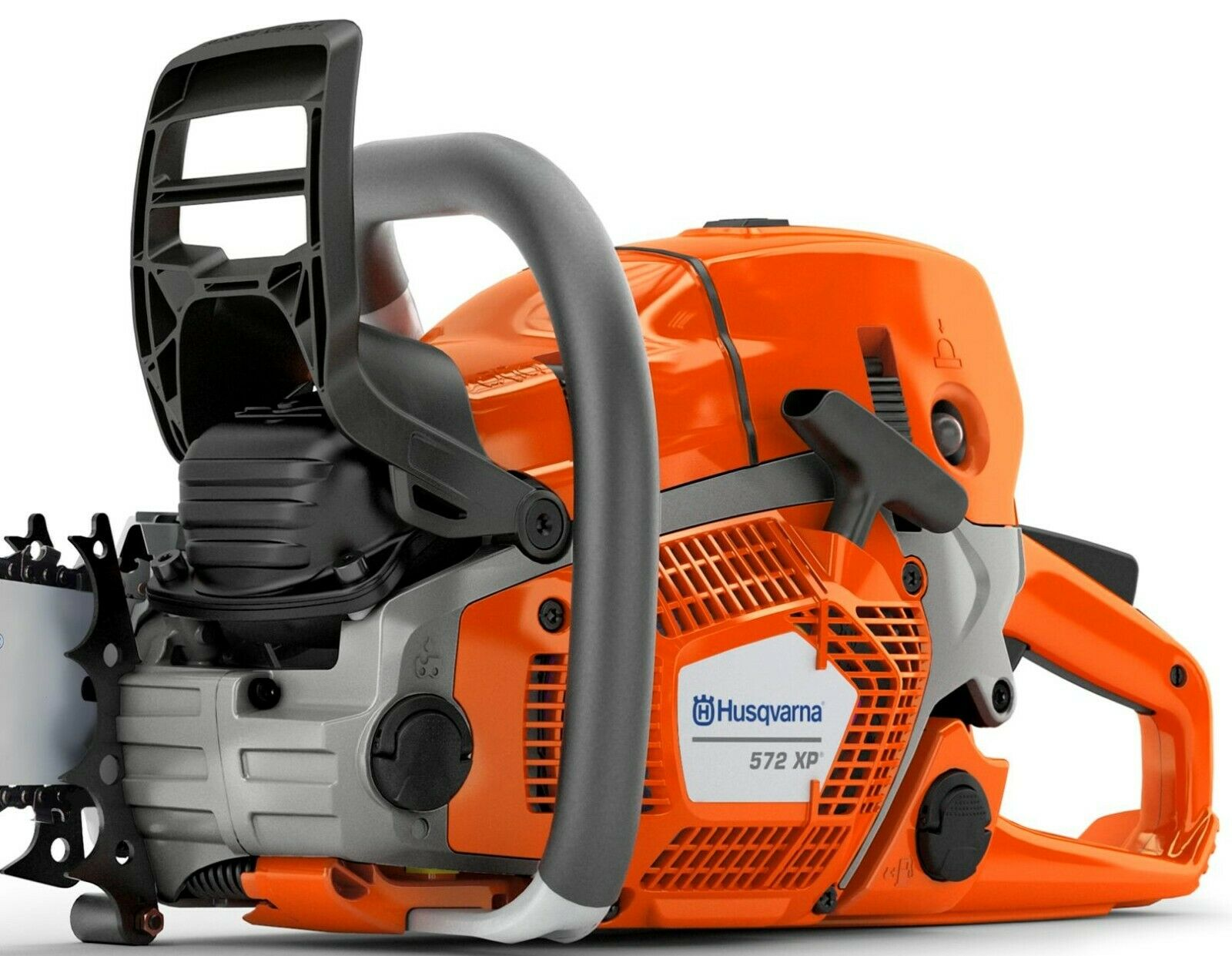 Husqvarna 572XP Chainsaw Power Head Only. Available Now for 980.00