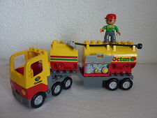 LEGO Duplo Octan Tankfahrzeug - Tanker Truck- Set 5605 mit Sound -  TOP!