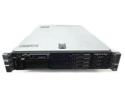 Dell Poweredge R710 8 Core Server with options 12-32GB RAMup to 4.8TB space