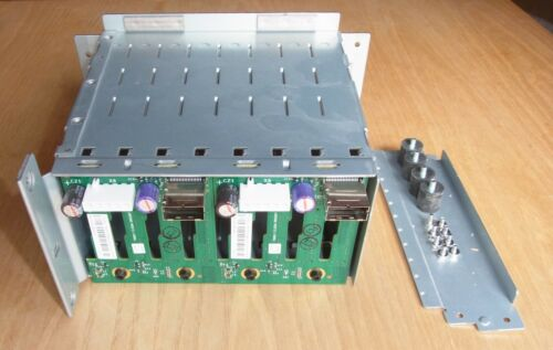 HDD cage rimodellamento SFF 8x 2.5 BACK PLANE SAS a3c40086493 PRIMERGY tx140 s1 tx150 s7