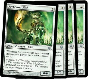 Arcbound-Slith-x4-Magic-the-Gathering-Darksteel