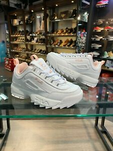 Trainers Chunky Womens Shoes White/Pink