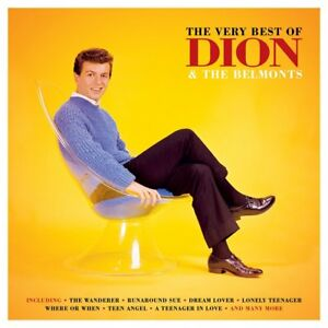 Dion-and-the-Belmonts-Best-Of-LP-Vinyl-Record-Runaround-Sue-Teenager-in-Love