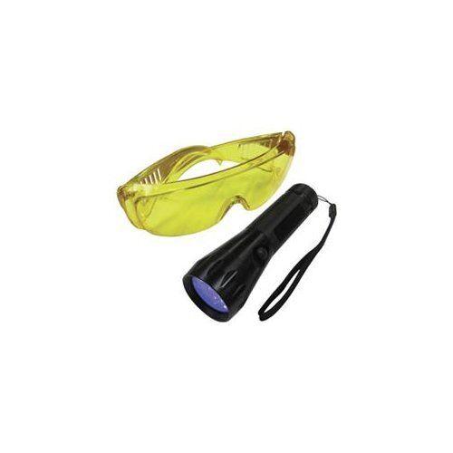 Mastercool 53517-UV 17 DEL vrai détection UV Fashlight 53517uv