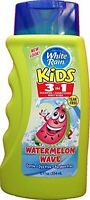 White Rain Watermelon Wave Kids 3 In 1 Shampoo Conditioner Body Wash 12 Oz on Sale
