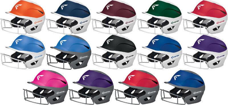 Marca nuevo  Easton destreza 2 tonos mate Para Mujer Fastpitch casco A168502  comprar ahora