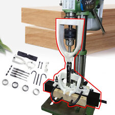 Us Woodworking Bench Mortise Square Hole Chisel Drilling Machine For Bench Drill