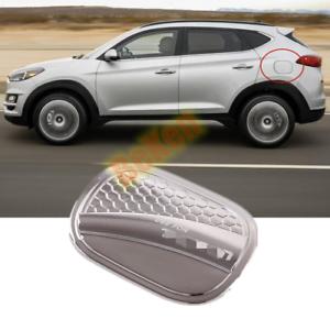 New ABS Fuel Cap Cover Decor Trim Protector 1pcs For Hyundai Tucson 2019-2020