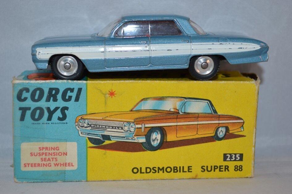 Corgi Oldsmobile Super 88 235 near mint