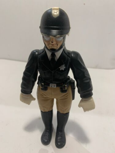 """Mattel The Real Ghostbusters Haunted humains Policier Flic Action Figure 8/"""" 1988"""