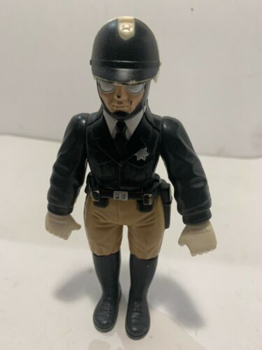 "Mattel The Real Ghostbusters Haunted humains Policier Flic Action Figure 8/"" 1988"