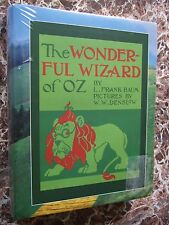 The Wonderful Wizard of Oz, Deluxe Facsimile of 1900 First Edition~ L.Frank Baum