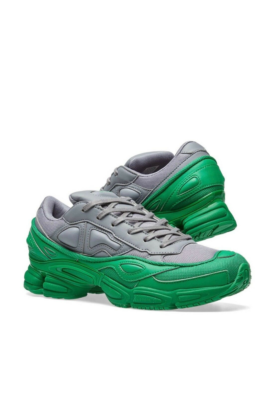 adidas x raf simons rs ozweego iii Vert    / Gris  fw18 maintenant disponibles 1c4625