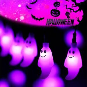 Vmanoo-Solar-String-Lights-19-7Ft-30-Led-Purple-Ghost-Led-Lights-Solar-Powered