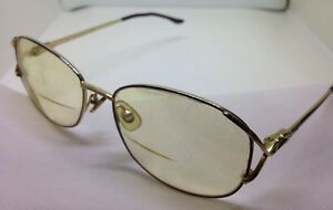 Marchon Rx Eyeglasses Tres Jolie 110 Burgundy Wine 54 17