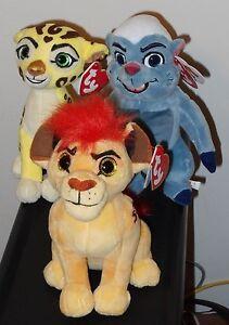 Image is loading Ty-Beanie-Babies-Set-of-3-Disney-039- 760ba1d80fec