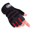 US-Women-Men-Gym-Gloves-With-Wrist-Wrap-Workout-Weight-Lifting-Fitness-Exercise thumbnail 5