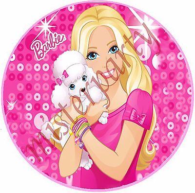 Diplomatic Cialda 28 Diametro Volume Large Ostia Per Torte Barbie Tonda M1 Formato Grande A3 Cm