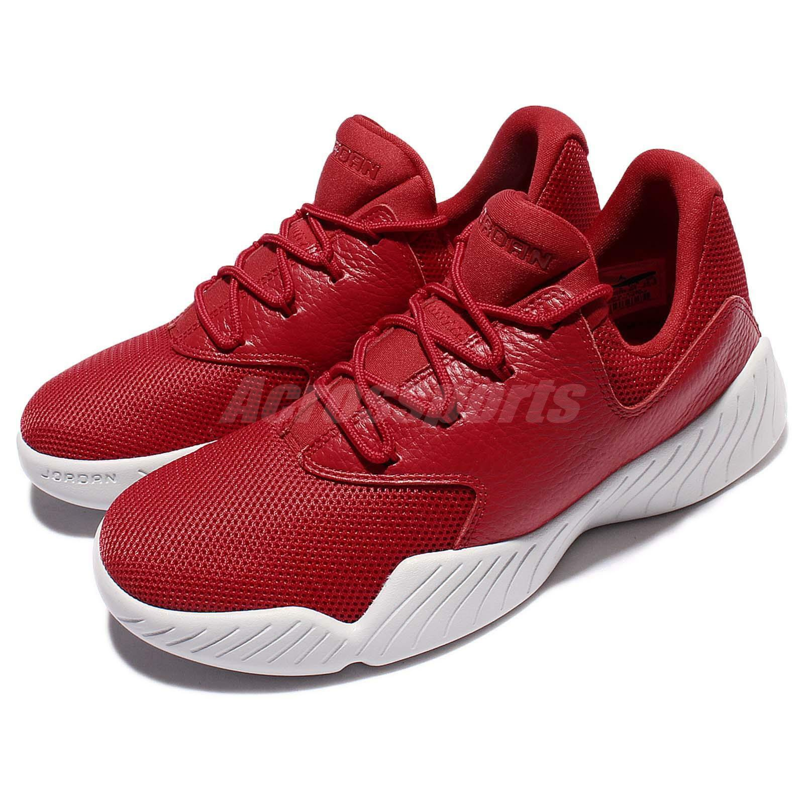 Nike Jordan J23 Low Rouge Blanc Men Casual Lifestyle Chaussures Baskets 905288-601